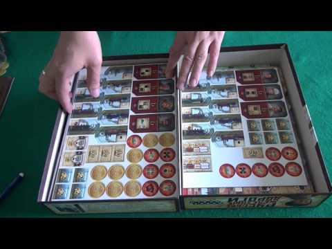 Распакуй! Русские железные дороги, Russian Railroads, настольная игра, board game