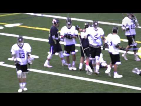 Shady Side Academy Boys Lacrosse @ Kiski School Highlight Video 4-29-16