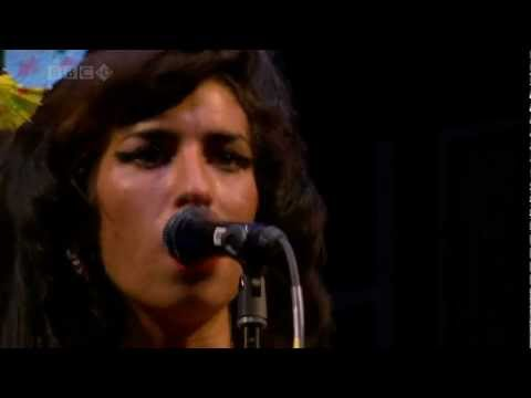 Amy Winehouse - Back to Black (Live at Glastonbury 2008) HD 720p