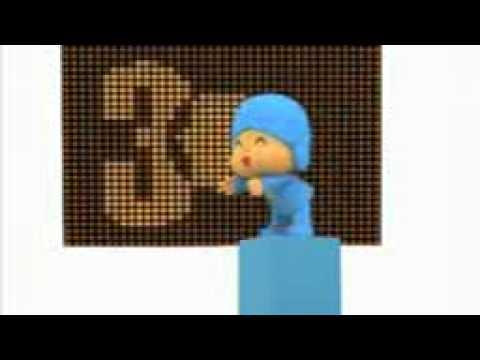 Pocoyo Baila Panamericano- video