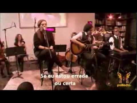Unplugged Mtv Adele Adele Chasing Pavements no Mtv