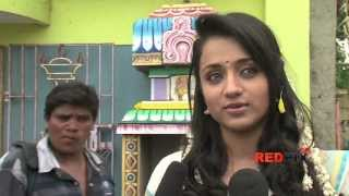 Boologam - Trisha, Jayam Ravi, Hollywood Actor, Nathan Jones joins in Boologam - RED PIX