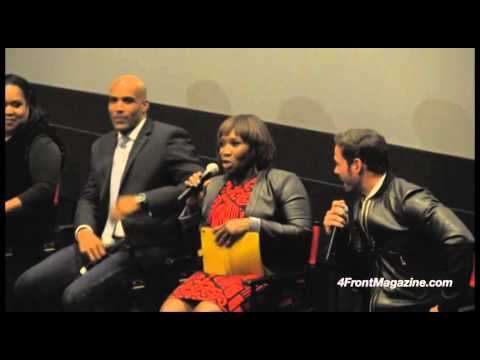 Addicted Panel with Boris Kodjoe, Tyson Beckford and William Levy