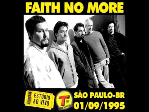 Faith No More Live @Radio, Sao Paulo, Brazil 1995 (Full Audio)