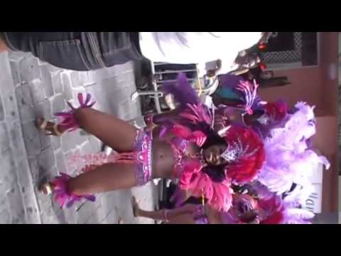 Long Video 6 Big Booty, Dancing Girls, Mapouka Sxm St Maarten Carnival 2015,  Judith Roumou, video