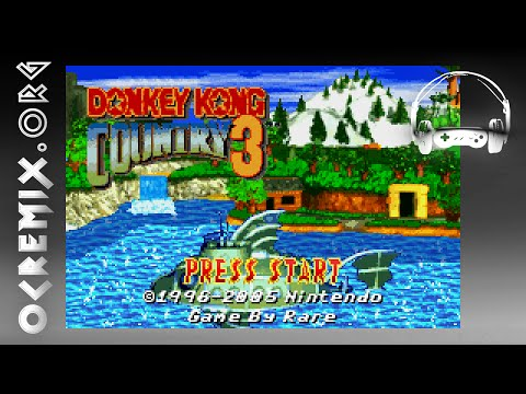 David Wise - Donkey Kong Country 3 - Brothers Bear