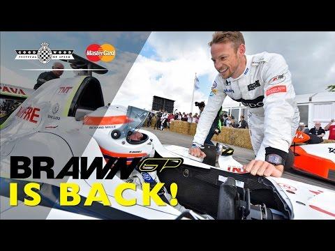 Brawn F1: Remembering The Birth Of A Champion