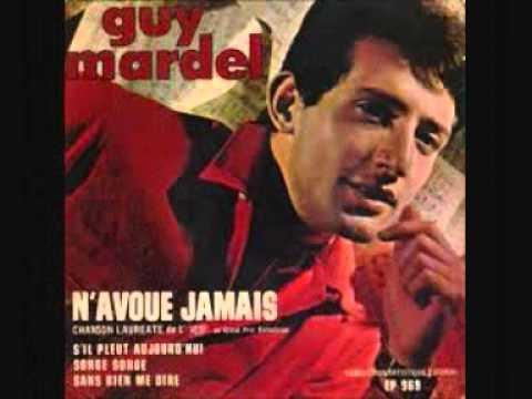 Guy Mardel - N'avoue jamais (1965)