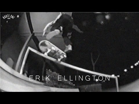 Route One Supra Sundays: The Erik Ellington Interview