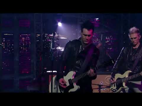 Dead By Sunrise - Crawl Back In (The David Letterman Show) HD