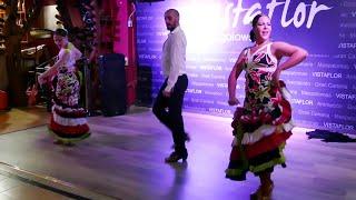 FLAMENCO Dance Vistaflor Gran Canaria 2018 GK