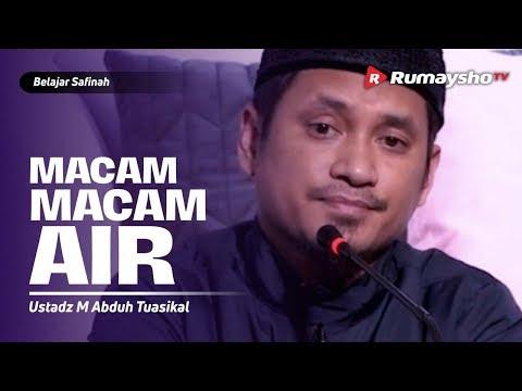 Belajar Safinah (04) : Sebab dan Cara Mandi Junub - Ustadz M Abduh Tuasikal