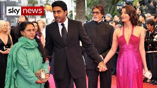 Bollywood legend Amitabh Bachchan and son Abhishek develop COVID-19