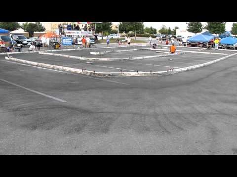 Texas EOS Round 2 - Formula One (F1) A-Main Race