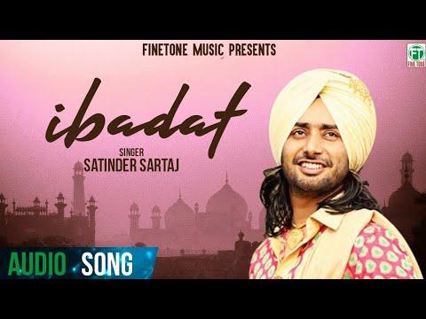 Satinder Sartaj Brand New Official Song Ibadat 2013 video