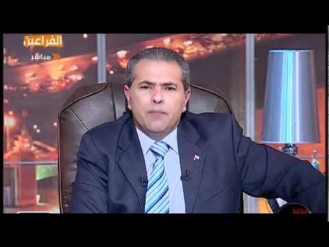توفيق عكاشه يقرا سوره ياسين علي الصحفي احمد عفيفي