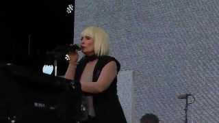 Blondie 'Call Me' live 'Festival in a Day' at Hyde Park London 14.09.14 HD