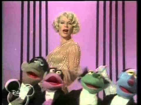 Muppets Elke Sommer Animal Crackers In My Soup Youtube