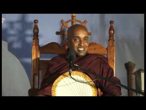 Kotuwe Podi Hamuduruwo අත්තරගම ප්රඥාලංකාර හිමි (කොටුවෙ පොඩි හාමුදුරුවෝ ) Ambepussa Bana Full video