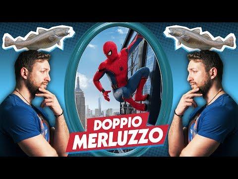 Spider-Man ridoppiato da Maurizio Merluzzo - #DoppioMerluzzo