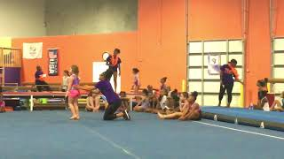 Gymnastics Comp May 2018 Blake