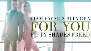 Download Lagu Liam Payne, Rita Ora - For You (Fifty Shades Freed) ringtone with lyrics Gratis STAFABAND