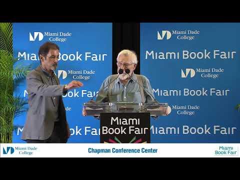 An Evening With Gary Snyder  - Miami Book Fair 2016