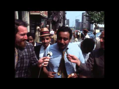 Watch: Historic 1970 footage of a newly elected Rep. Charles Rangel