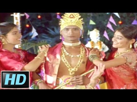 Radha Krishna Gopal Krishna - Maher Maze He Pandharpur Devotional Song