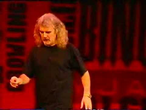 Billy Connolly ~ Chritmas Dinner part1/2