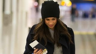 Meghan Markle Leaves London After Romantic Week With Prince Harry