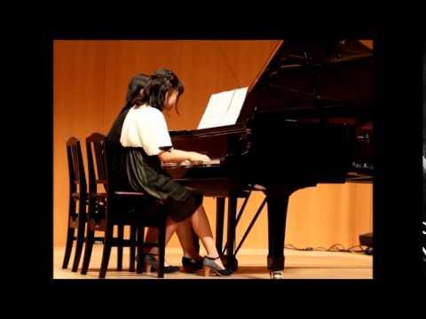キャラバンの到着/Michel Legrand piano連弾
