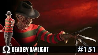 FREDDY'S LITTLE SLUGS! | Dead by Daylight DBD #151 Legion / Plague / Freddy