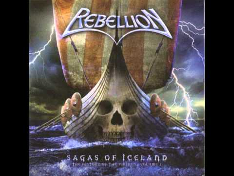 Rebellion - Canute The Great (The King Of Danish Pride)