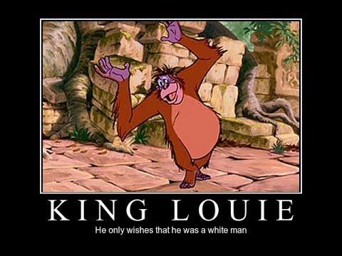 Racist stereotypes in Disney films