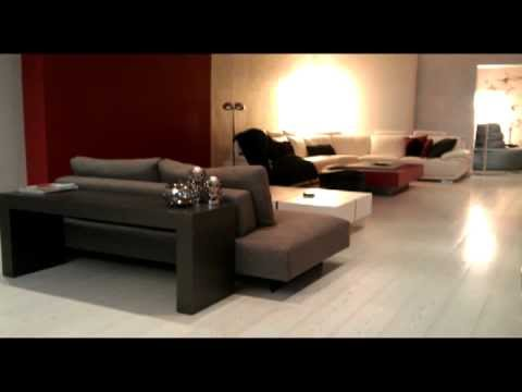 Ideas decoracion con tecnologia led en muebles - Paredes modernas para interiores ...