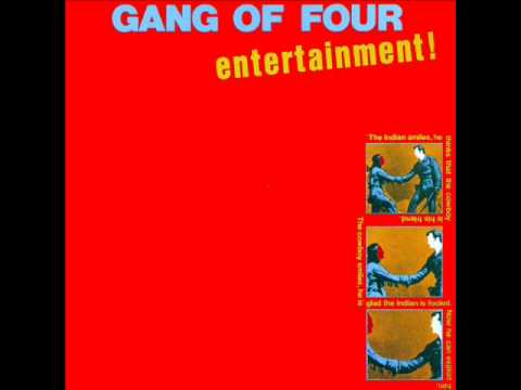 Gang Of Four - Not Great Men
