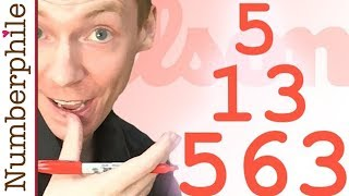 What do 5, 13 and 563 have in common?