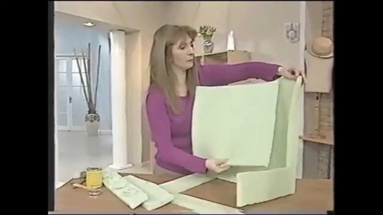 Puntos y puntadas 136 c mo tomar el molde para vestir una - Materiales para tapizar una silla ...