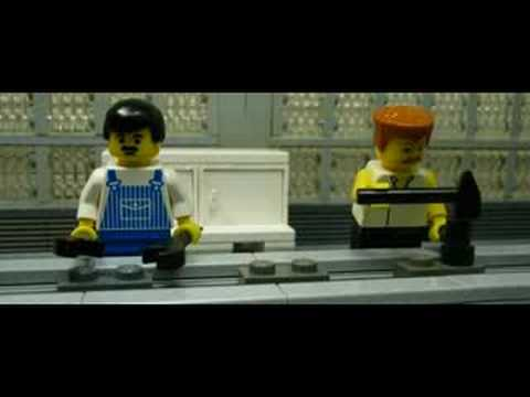 GO MINIMAN GO - 30 Years: The Story of the Minifigure