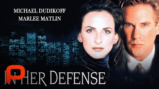 In Her Defense (Full Movie) Thrilling Courtroom Drama