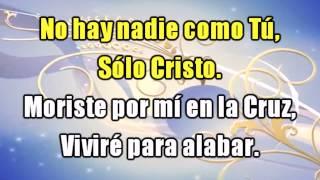 Hillsong - Solo Cristo (pista)