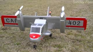 CL-84 R/C Flight