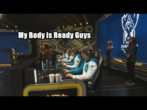Sounds Of The Game - Cloud 9 @ Worlds 2017