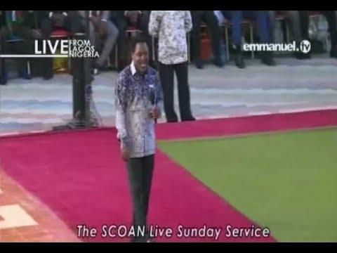 SCOAN 12/06/16: Prophet TB Joshua Message & Prophecy (Part 1/4). Emmanuel TV