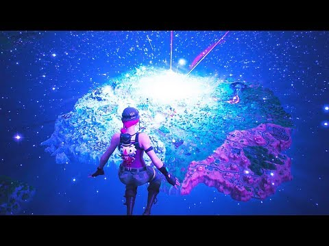 """Fortnite """"THE END"""" Full Live ROCKET Event - No Commentary (Season 11)"""