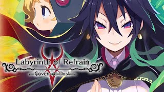 Labyrinth of Refrain: Coven of Dusk - Official System Trailer | E3 2018