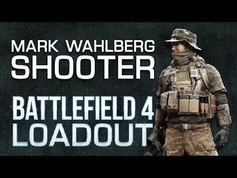 Battlefield 4 (BF4) SRR-61 Loadout : Shooter