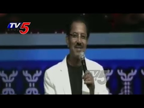 Vandemataram Srinivas Songs In Nata Celebrations : Tv5 News video