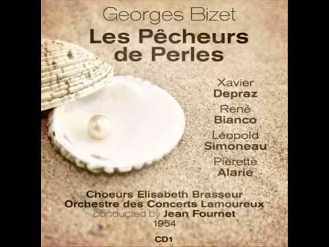Жорж Бизе - Les Pêcheurs de Perles - Ah! revenez à la raison